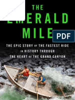 The Epic Story of the Fastest Ride in History Though the Heart of the Grand Canyon