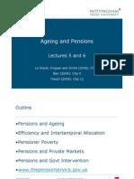 Lec 5 6 Ageing Pensions