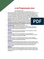 Ambientes de Programacao Java