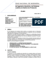 Silabo de Gestion Financiera