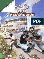 2013 MIA Media Guide
