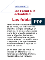 Fobias Freud Hasta Act
