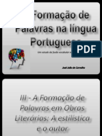 A Formação de Palavras.ppsx