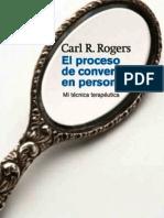Rogers Carl - El Proceso de Convertirse en Persona