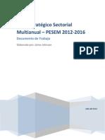 Plan Estrategico 2012 Pesem_20120730