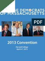 CDM Convention 2013