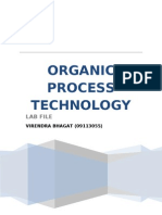 ORGANIC PROCESS TECHNOLOGY
