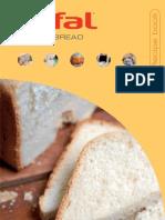 Tfal Breadmaker Recipes AUS