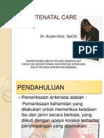 Antenatal Care Indonesia