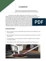 Marketing and Product Development Process