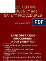 Emergency and Safety Procedures