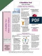 EFNEP Newsletter -  Winter 2012.pdf