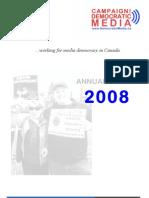 2008 Annual Report-specia