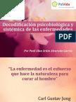 Decodificacion psicobiológica y sístemica de las enfermedades