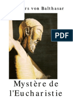 Mystère Eucharistie