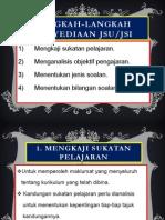 Langkah JSU