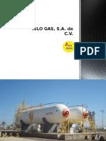 ISLO GAS