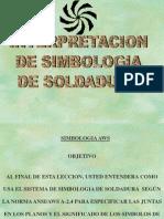 DIBUJO SOLDADURA