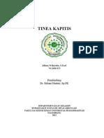 Referat Tinea Kapitis - Alham.doc