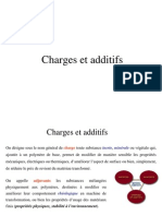 (3.6) Charges Et Additifs