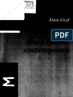 Alain Graf - Marii Filosofi Contemporani