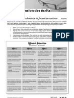 Delf Pro b1 Comprehension Des Ecrits Exercice 1