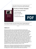 Brackenridge_The Key to Newton's Dynamics