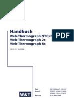 WuT W&T Wiesemann und Theis WEB-IO Klima 57610 57612
