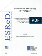 Safety and Reliability in Transport
