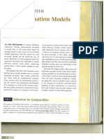 Chapter 18 - Equity Valuation Models