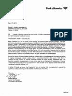 BOA Transfer Letter