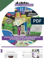 HACIA UN PLAN DE DESARROLLO ECONÓMICO SUSTENTABLE - Septiembre 2012
