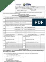 Planejamento Quinzenal 18-03 30 -04