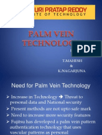 Ppt..Palm Vein Tech