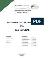 Tratamiento Del Gas Natural 2