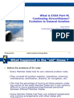 What+is+EASA+Part M+Continuing+Airworthiness