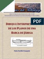 20121101 Dibujo e interpretación planos barca jábega