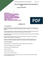 Ge 046-2002 Ghid de Executie Statii de Epurare Pentru Localitati Mici
