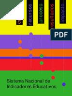 Sistema Nacional de Indicadores Educativos