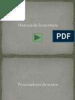 Presentación procesador de texo_WORD