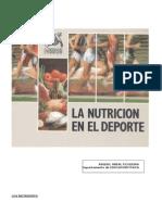 NUTRICIÓN BACH- 3er trimestre