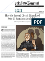 Article Rule 11 sanctions NY Law Journal 08 20 12.pdf