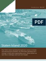 Staten Island 2020