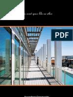 Beach House Events Brochure