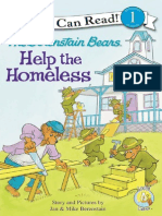 The Berenstain Bears, Help the Homeless