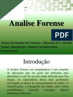 Analise Forense'