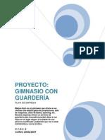 P4 MALPAR-GYM Plan Empresa Parte1