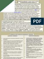 Diferencias Entre Comp. Inorganicos y Organicos
