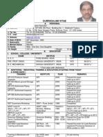 DDJ 2 - Detailed Biodata PDF