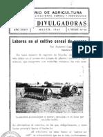 Labores en el Cultivo cereal de secano -1942.pdf